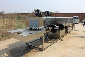 KJ-6000厂家直销 自动控温塑料篮子/鸡蛋篮子清洗机 料筐清洗机