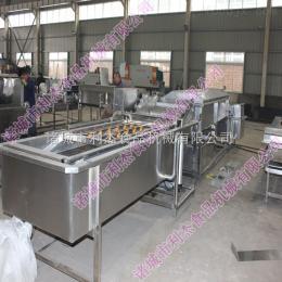 不锈钢菠菜气泡清洗机厂家