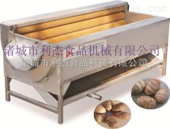 供应 土豆去皮清洗机 利杰机械您的