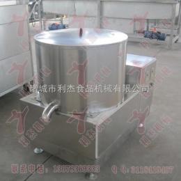 利杰油炸食品脱油机-不锈钢高速旋转甩水机