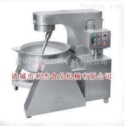 【热销】香菇酱电磁行星搅拌夹层锅 导热油加热行星搅拌炒锅