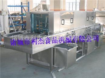 利杰机械专业加工食品筐清洗机设备