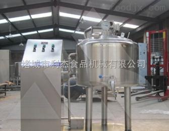 供应 利杰鲜奶巴氏杀菌机 效率高 品质好 专业制造