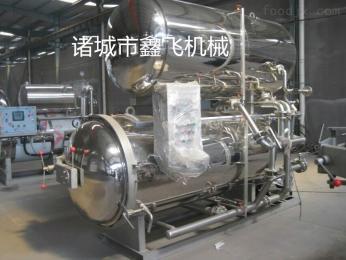 諸城粽子高溫高壓不銹鋼蒸煮鍋,殺菌鍋