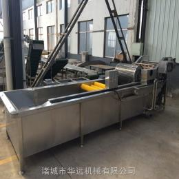 MS-1500供应气泡脱盐式清洗机 果蔬清洗设备