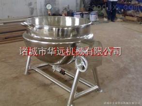 HY600L可倾式不锈钢电加热夹层锅