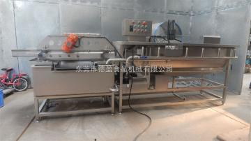 DY-36廠家定制渦流清洗機、全不銹鋼洗菜機