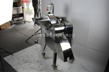 DY-800东莞德盈三维苹果切丁切条机