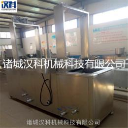 XH-8000全自動電加熱豆制品加工油炸生產線