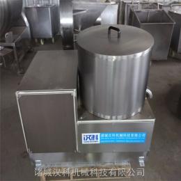 SG-600汉科供应腌制蔬菜离心甩干机