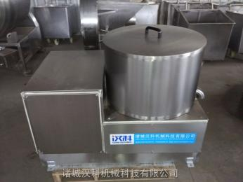 TY-600龍蝦脫油機