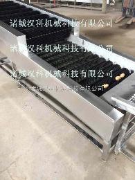 GX-3600馬鈴薯毛輥干洗機 花生毛輥干洗機