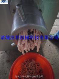 JRJ-130素肠全自动绞肉机 压缩肠全自动绞肉机