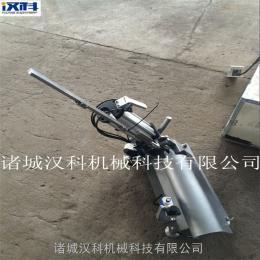 HK-DKJ1U型打卡機 氣動拉緊打卡機 羊肉填充打卡機
