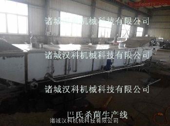 SJ-6000酸豆奶制品軟包裝巴氏殺菌機