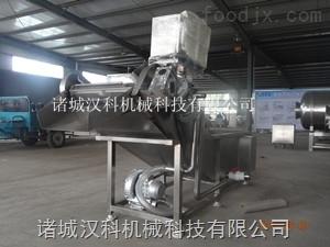 QP-4500中草藥氣泡清洗機 不銹鋼氣泡清洗機