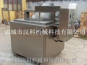 YZ-1000蚕豆专用全自动搅拌油炸机