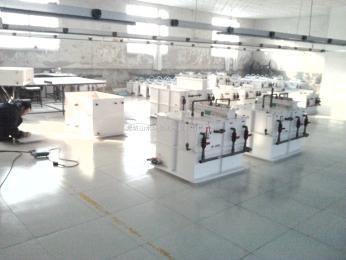 石家庄二氧化氯发生器独特的冷却循环系统
