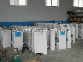 電解法SK二氧化氯發生器PLC自動化控制