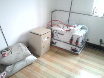 SK-D唐山二氧化氯发生器电脑控制系统
