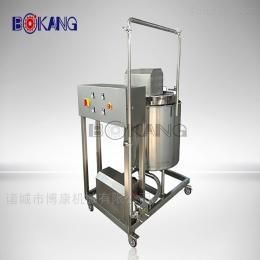 上浆机配套设备食品裹浆用浆液打浆机、浆液供给补浆机