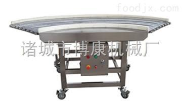 食品输送设备600型网带转弯输送机
