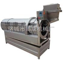 滚筒型生产供应猫耳朵调味机 锅巴调味机 配带自动撒粉功能