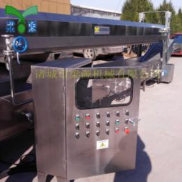 LY-4全自动狮子头成型蒸煮冷却流水线设备厂家