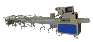 320自动理料面包包装机