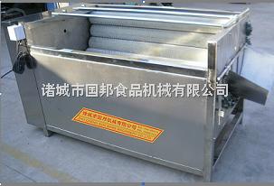 GB-1000去皮机销售清洗设备,清洗流水线