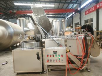 GB-1200不銹鋼電加熱全自動油炸機
