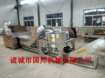 GB-1000薯片薯條加工設備
