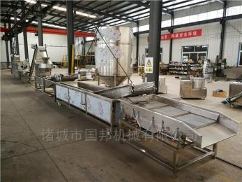 GB-1000全自動薯片生產線價格 馬鈴加工設備廠家