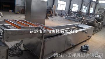 GB-3500小米椒清洗机,辣椒清洗机,菜椒清洗机,不锈钢304洗菜设备