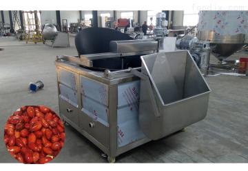 GB-1000花生米自动搅拌油炸锅