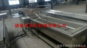 GB-4000板栗清洗机 气泡板栗清洗机 国邦机械板栗清洗设备