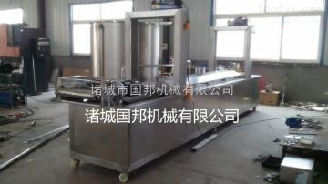GB-1000速凍薯條薯片加工設備 紅薯條干加工設備 油炸薯片設備