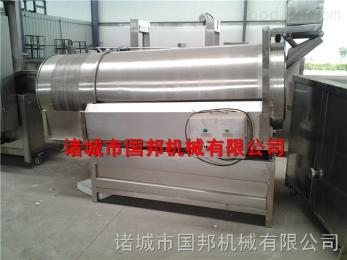 GB-2800厂家直销蚕豆滚筒调味机 奶酪拌料调味配套设备 花生调味机
