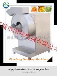 GB-600供应高产量速冻薯条加工,国邦牌薯条机,诸城切条机,潍坊切条机