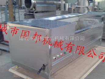 GB-1200土豆去皮機毛刷清洗機,毛刷脫皮機,全自動清洗去皮機