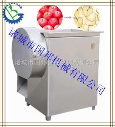 GB-400切片機蘋果,土豆,地瓜,角瓜,切圓片機