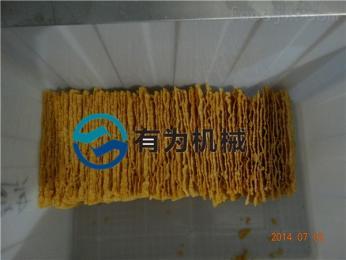 YWDZ-3000天津特色小吃薄脆脆皮專用油炸機