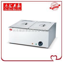 EH-2台式电热二盆汤池