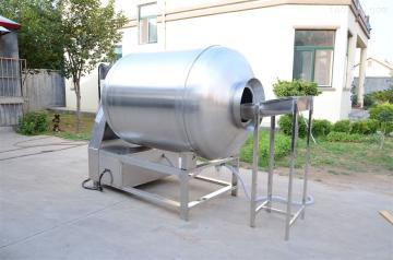 GR-600大型真空滚揉机 鸡柳肉串腌制机 快速入味