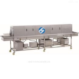 HB-LJ-6000糖果食品筐清洗机 高压喷淋清洗设备