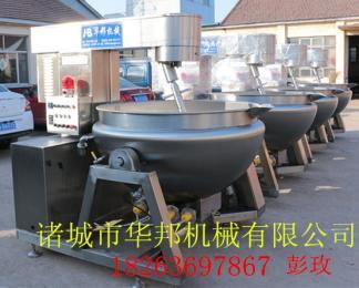 油面筋炒锅 全自动食堂炒菜锅 电加热行星搅拌锅
