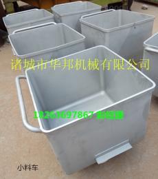 【华邦机械】200L标准料车, 304不锈钢食品料车