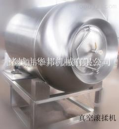 HB-600華邦牌304不銹鋼雞腿腌漬滾揉機使用說明 真空滾揉機系列價格 廠家直銷