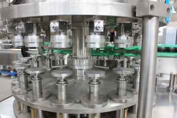 GF12-1易拉罐小瓶全自动灌装机设备