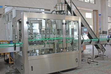RGF 24-24-8RGF型果汁飲料灌裝線